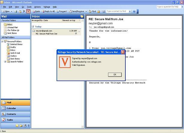 Voltage Security Network - VSN - Quickstart Guide